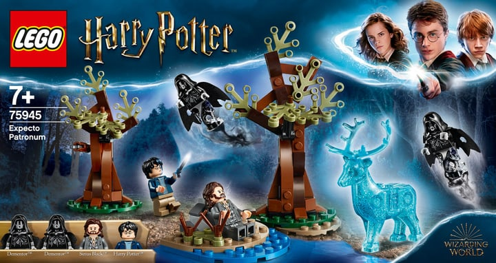 LEGO H. Potter 75945 Expecto Patronum 748893900000 Photo no. 1
