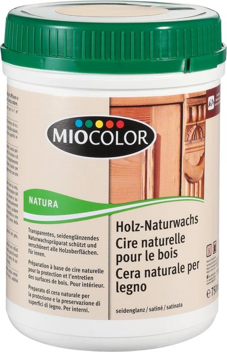 Holz-Naturwachs Farblos 750 ml Miocolor 661282400000 Farbe Farblos Inhalt 750.0 ml Bild Nr. 1