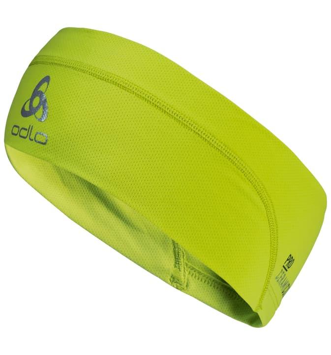 CERAMICOOL Headband Stirnband Odlo 470158799966 Farbe limegrün Grösse one size Bild-Nr. 1