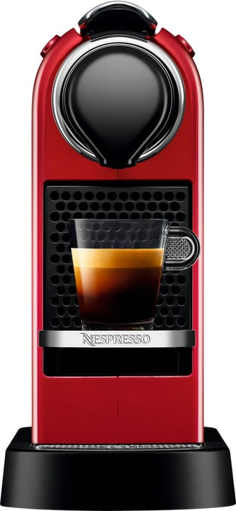 Citiz Krups Cherry Red Nespresso 717466500000 Photo no. 1