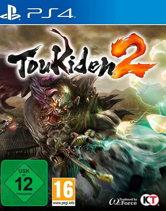 PS4 - Toukiden 2 785300121803 Photo no. 1