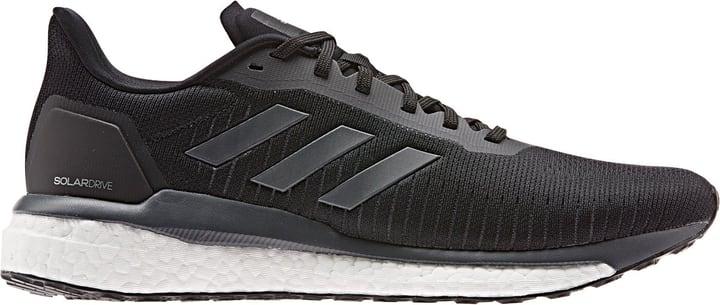 Solar Drive Chaussures de course pour homme Adidas 492860742020 Couleur noir Taille 42 Photo no. 1