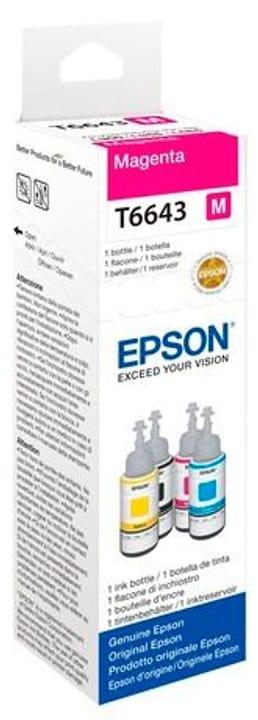 T6643 cartouche d'encre magenta Epson 795847400000 Photo no. 1