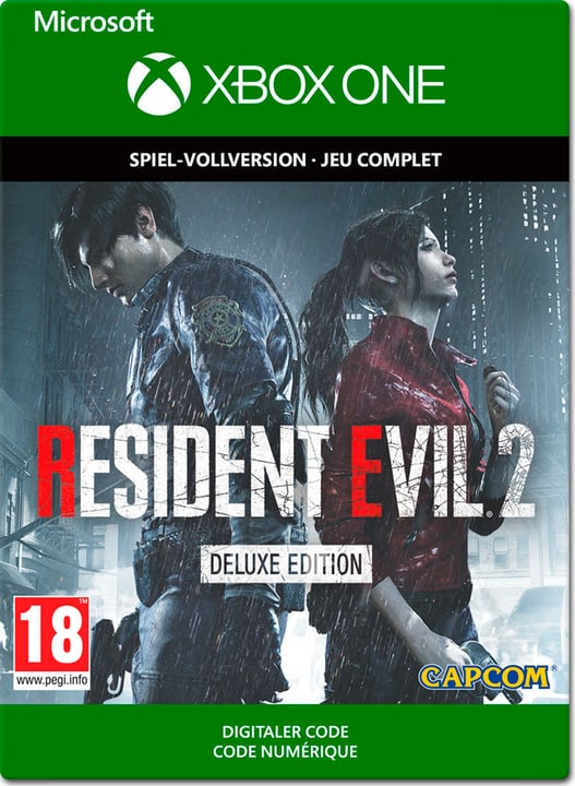 Xbox One - Resident Evil Deluxe Edition Download (ESD) 785300141856 Bild Nr. 1