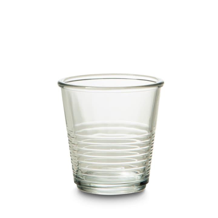 MACAO verre à eau 393079700000 Dimensions L: 6.5 cm x P: 6.5 cm x H: 6.5 cm Couleur Clair Photo no. 1