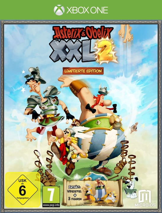 Xbox One - Asterix & Obelix XXL2 - Limited Edition (D) Box 785300139040 Photo no. 1