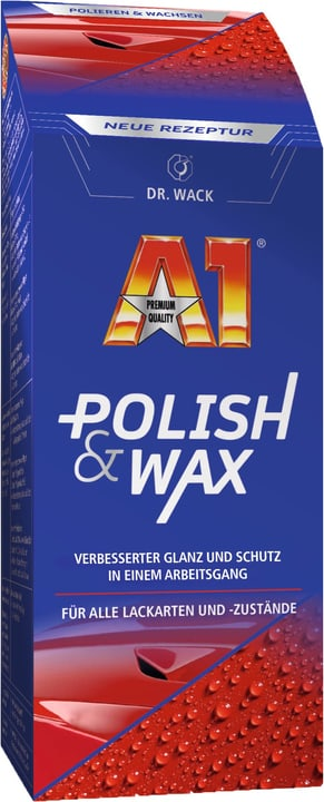 Polish & Wax Pflegemittel A1 620279200000 Bild Nr. 1