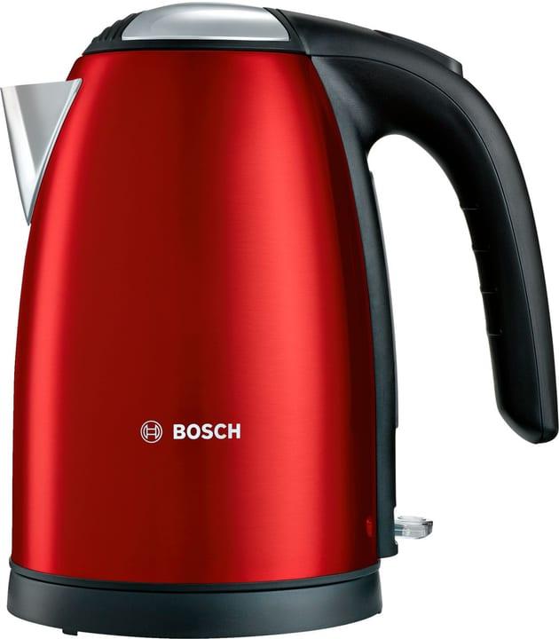 TWK7804 Edelstahl glamour red/ schwarz Wasserkocher Bosch 785300134832 Bild Nr. 1