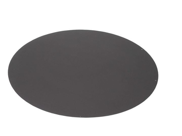Bodenplatte Stahl rund grau 678014400000 Bild Nr. 1