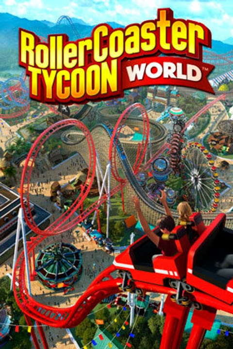 PC - RollerCoaster Tycoon World Digitale (ESD) 785300133584 N. figura 1