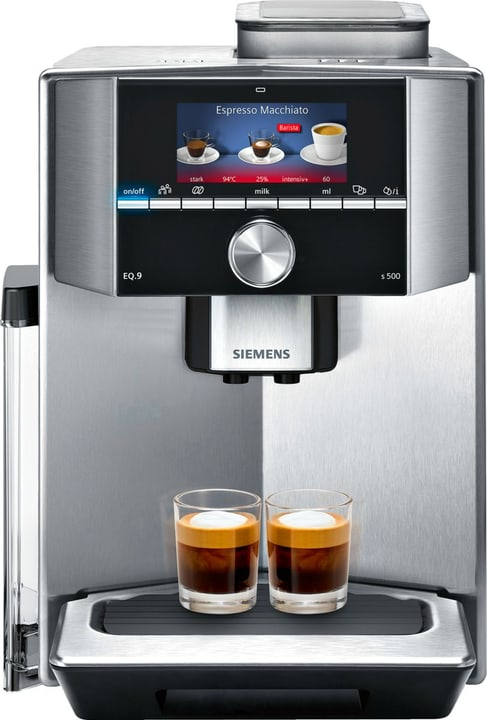 Espress-/Kaffeevollautomat EQ.9 s500 Espress-/Kaffeevollautomat Siemens 785300134852 Bild Nr. 1
