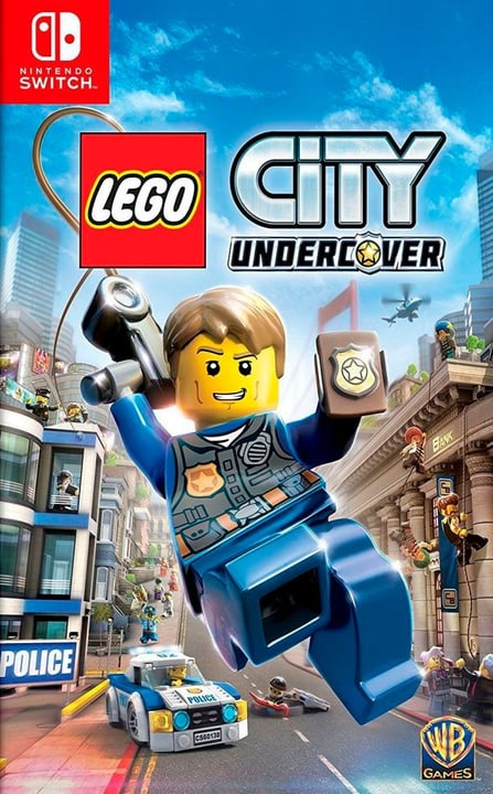 Switch - LEGO City Undercover 785300121986 N. figura 1