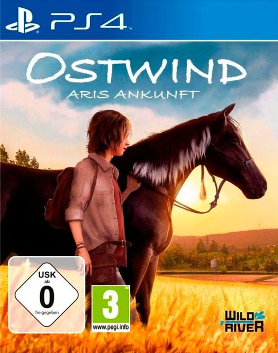 PS4 - Ostwind Aris Ankunft D Box 785300141979 N. figura 1