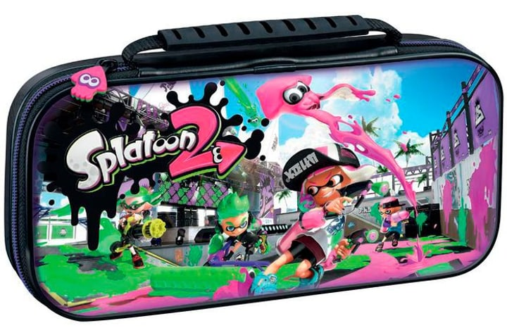 Switch Splatoon 2 custodia Bigben 785300131522 N. figura 1