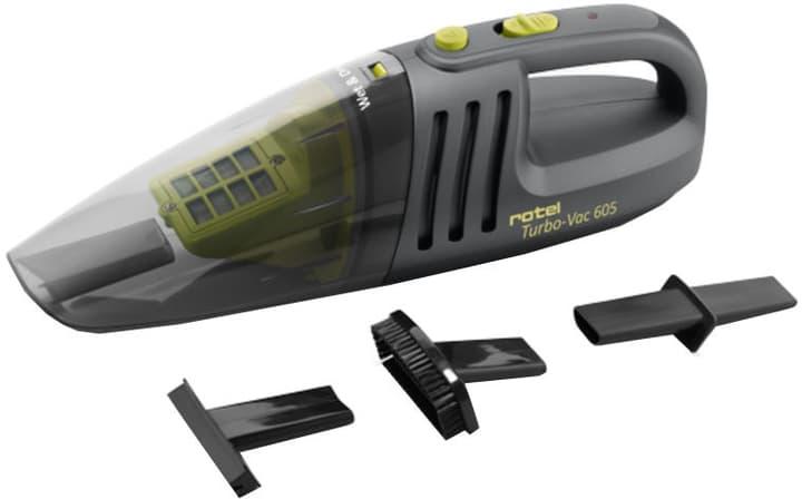 Aspirateur sans fil Turbo-Vac Wet&Dry anthrazit Rotel 785300130855 N. figura 1