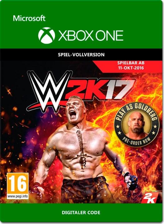 Xbox One - WWE 2K17 Digital (ESD) 785300137344 N. figura 1