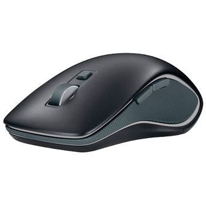 M560 Wireless Mouse noir Logitech 797900700000 Photo no. 1