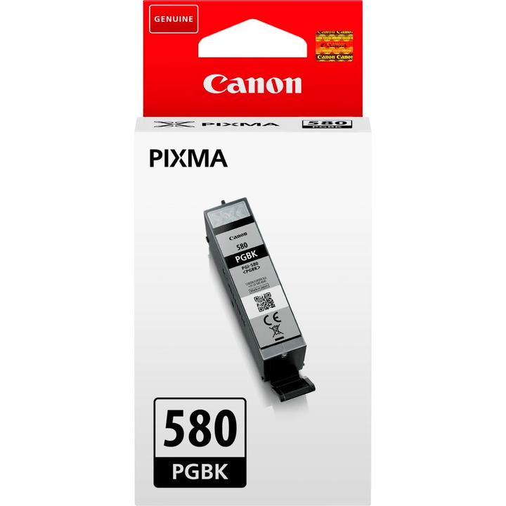 PGI-580 schwarz Tintenpatrone Canon 798551500000 Bild Nr. 1