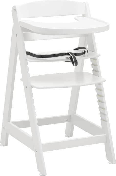 BAMI Chaise haute 404734600010 Couleur Blanc Dimensions L: 45.0 cm x P: 58.0 cm x H: 87.0 cm Photo no. 1