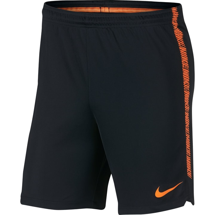 Dry Squad Short Short de football pour homme Nike 498276600321 Couleur charbon Taille S Photo no. 1