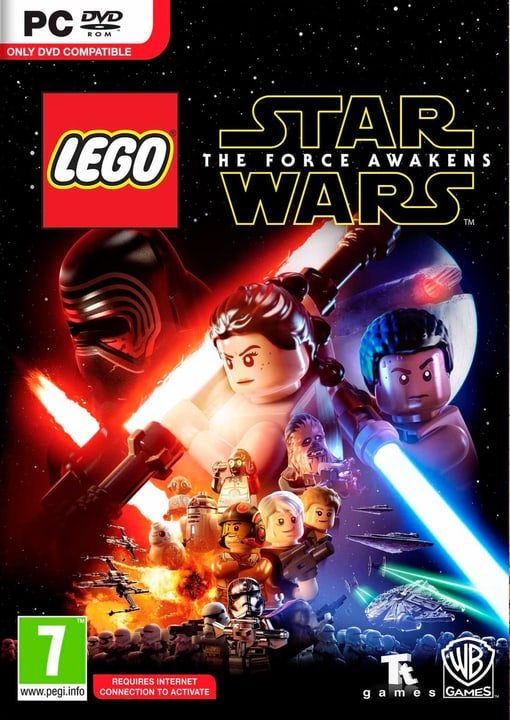 PC - LEGO Star Wars The Force Awakens Physique (Box) 785300120865 Photo no. 1