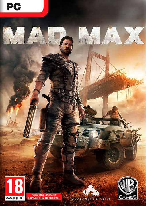 PC - Mad Max Download (ESD) 785300133321 Bild Nr. 1