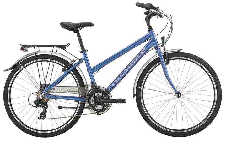Miss 1000 Citybike Crosswave 464802205045 Farbe violett Rahmengrösse 50 Bild Nr. 1