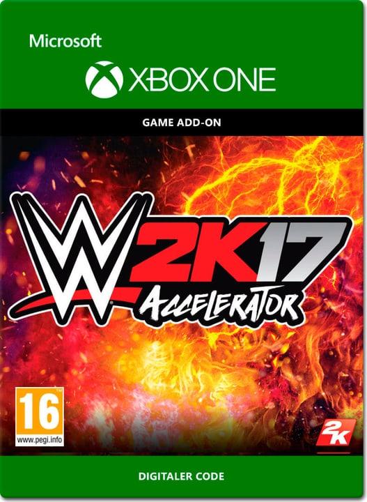 Xbox One - WWE 2K17 Accelerator Digital (ESD) 785300137339 Photo no. 1