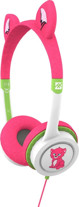 Little Rockerz  - Costume Kitten Casque On-Ear Ifrogz 785300131715 Photo no. 1