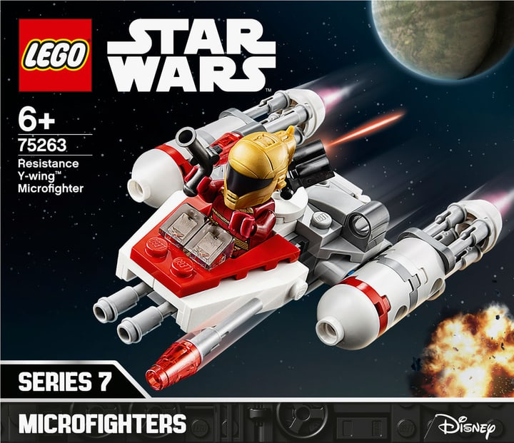 LEGO STAR WARS 75263 Ferry MicroFighte 748729800000 Photo no. 1