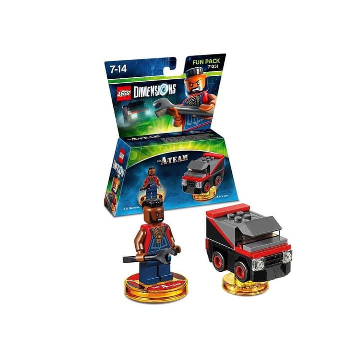 LEGO Dimensions Fun Pack A-Team Physisch (Box) 785300121351 Bild Nr. 1