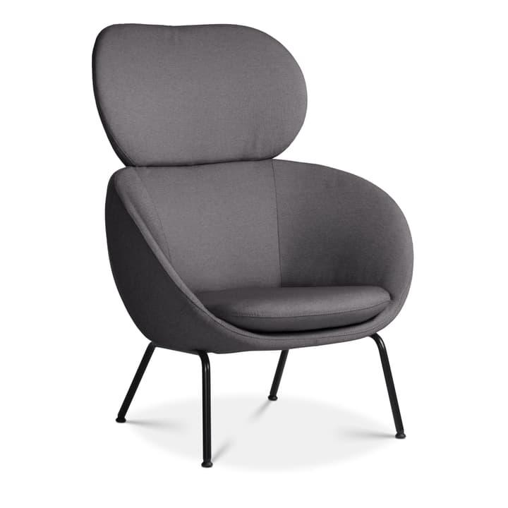 SAPO Sessel Edition Interio FG0000339033 Grösse B: 84.0 cm x T: 85.0 cm x H: 110.0 cm Farbe Anthrazit Bild Nr. 1