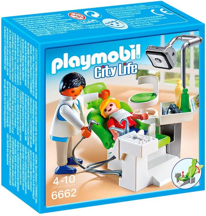 PLAYMOBIL City Life Cabinet de dentiste 6662 746050600000 Photo no. 1