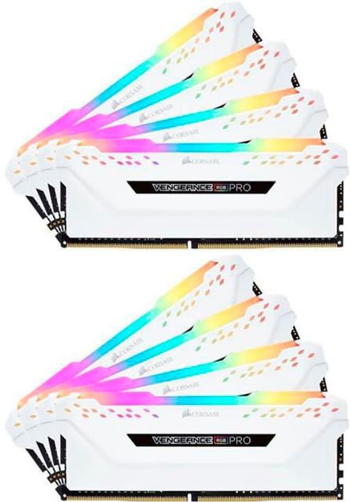Vengeance RGB PRO DDR4 2666MHz 8x 8GB Arbeitsspeicher Corsair 785300137599 Bild Nr. 1