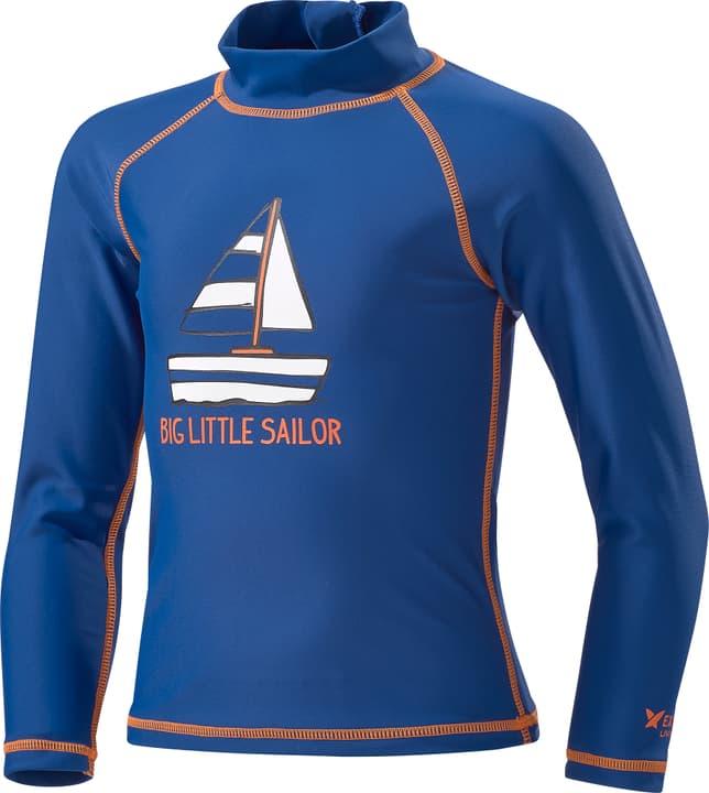 T-shirt de bain U.V.P. pour garçon Extend 472335111640 Couleur bleu Taille 116 Photo no. 1