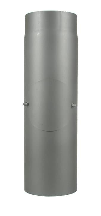 Tuyaux de fumée 100 cm, avec trappe 678027800000 Photo no. 1