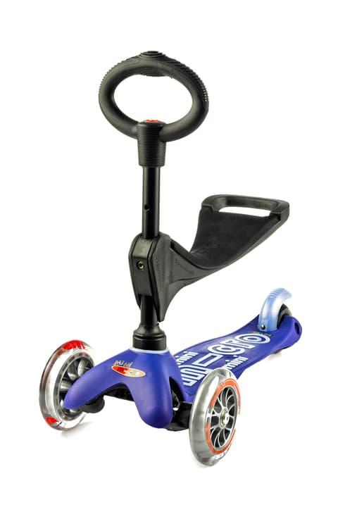 Mini 3in1 Deluxe Scooter Micro 492374400040 Farbe blau Grösse Einheitsgrösse Bild Nr. 1