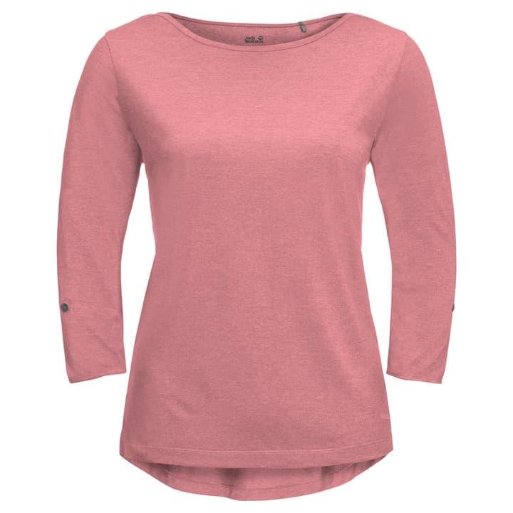 Coral Coast Damen-3/4-Shirt Jack Wolfskin 465712700339 Farbe altrosa Grösse S Bild-Nr. 1
