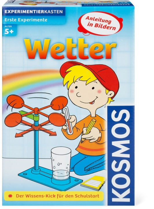 Wetter Der Wissens-Kick für den Schulstart (DE) 748640590000 Sprache Deutsch Bild Nr. 1