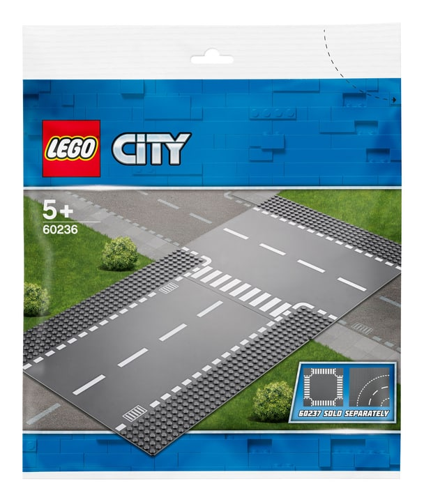 LEGO City 60236 Droite et inters 748707900000 Photo no. 1