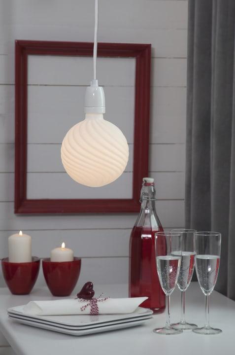Cavo lampada con attacco bianco Sospensione per lampada Star Trading 613189800000 N. figura 1