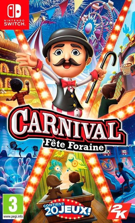 NSW - Carnival Games (F) Box 785300139377 Photo no. 1
