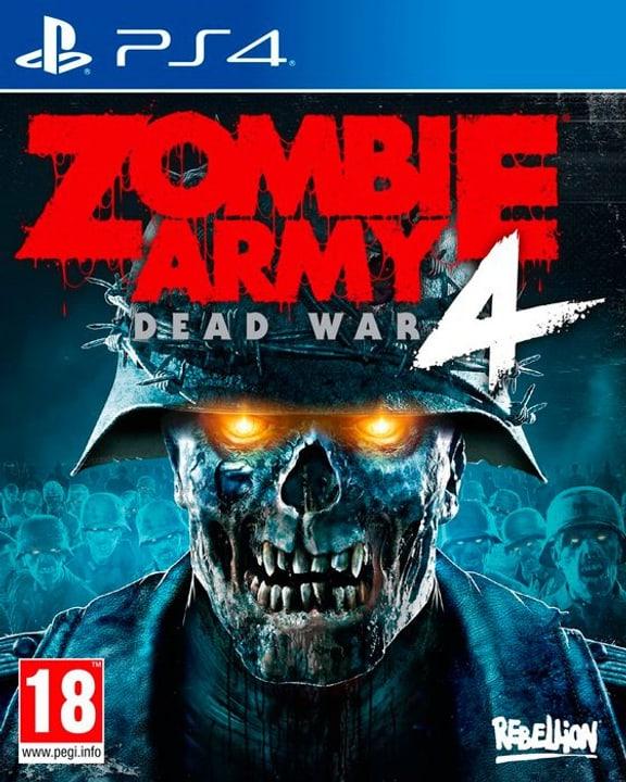 PS4 - Zombie Army 4: Dead War D Box 785300147073 Photo no. 1