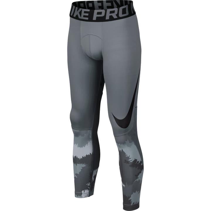 Boys' Nike Pro Hyperwarm Tight Knaben-Tights Nike 462839314080 Farbe grau Grösse 140 Bild-Nr. 1