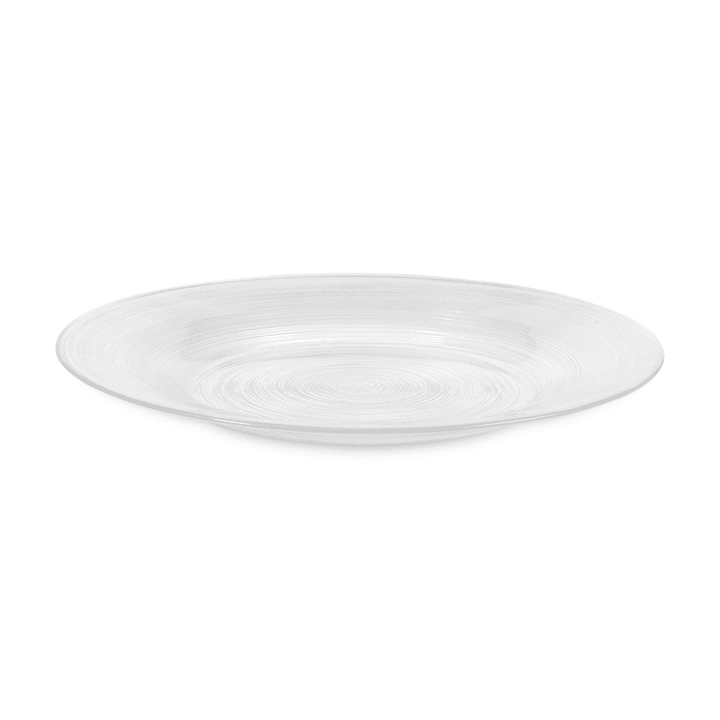 CIRCLE Assiette plate 393002286700 Dimensions L: 27.0 cm x P: 27.0 cm x H: 2.0 cm Couleur Transparent Photo no. 1