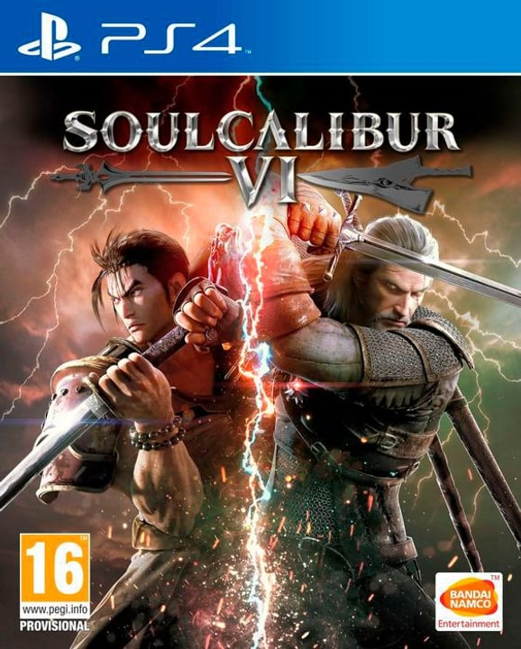 PS4 - Soul Calibur Box 785300137330 Bild Nr. 1