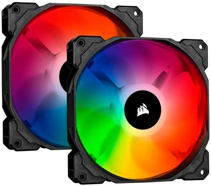 iCUE SP140 RGB PRO Kit 2x PC-Lüfter Corsair 785300147422 Bild Nr. 1