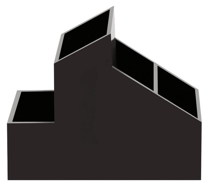 Immagazzinamento Skyline Black spirella 675259900000 N. figura 1