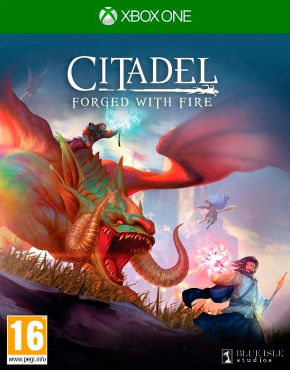 Xbox One - Citadel : Forged with Fire F Box 785300146886 N. figura 1
