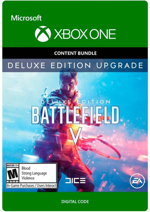 Xbox One - Battlefield V Deluxe Edition Upgrade Download (ESD) 785300140681 Photo no. 1